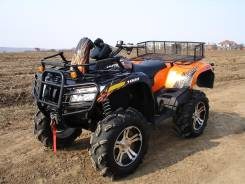 Arctic Cat MudPro 1000, 2012