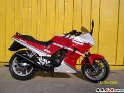 Kawasaki ninja 250, 1992
