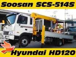 Soosan SCS514S, 2014