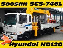 Soosan SCS746, 2014