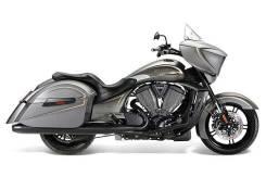 Мотоцикл Victory ZNS S Cross Country Titanium, 2013