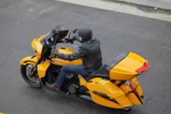 Мотоцикл Victory cnss Cross Country Tour Gold, 2013