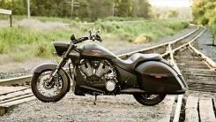 Мотоцикл Viсtory HardBall Black 2013, 2013