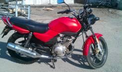 Yamaha YBR 125, 2006