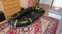 Надувная лодка ШАРК 1, 2 места 2,2 м.