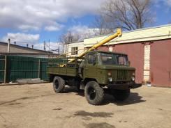 Ямобур БКМ-302Б БМ-302Б ГАЗ-66