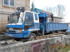 Самогруз Исузу Форвард 5 тонн