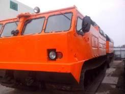 Двухзвенный транспортер ДТ-10П