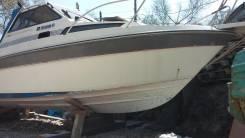 Очистка днищ яхт и катеров без повреждения гелькоута