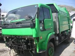 Продам в разбор Nissan Diesel Condor кузов мусоровоз