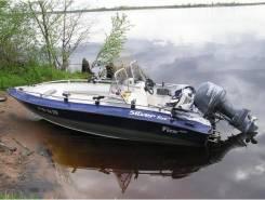 Продам Silver FOX DC с мотором Yamaha 60 Fetol (60 л. с. )