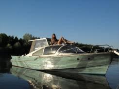 Морехходный катер Стриж
