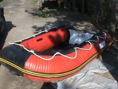 Надувная лодка SkyBoat