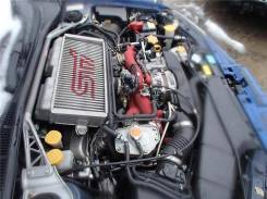 Свап ДВС EJ207 + МКПП 6МТ Subaru Impreza WRX STI GDB 06г 5x114 ++