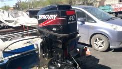 Водомет лодочн. мотор Mercury JET 40