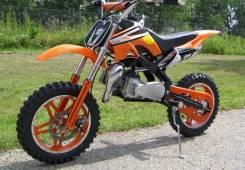 Питбайк Dirt Bike 49cc - Delta, 2014