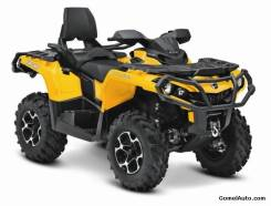 BRP Can-Am Outlander MAX 1000 XT, 2014