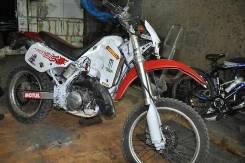 Honda CRM 250, 1991