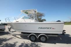 Рыболовное судно Trophy 2302 - Bayliner