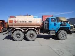 Топливозаправщик АТЗ-5668Т4 на шасси УРАЛ 5557