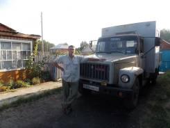 Газ   3307 будка кузов 5000кг 1993г. в.