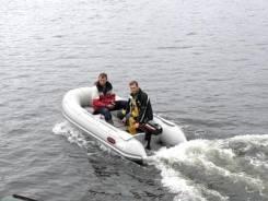 Лодка ПВХ Корсар Джон Сильвер 360+ Мотор Нептун 23
