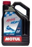 Масло для 2-х тактных гидроциклов спорт Motul 600 DI JET 2T 4L. 4,00л.