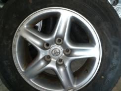 "Диски с резиной с Toyota Harrer комплект 5шт. x16"" 5x100.00"