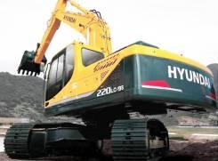 Hyundai R220LC, 2014