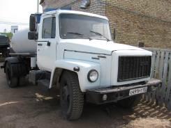 Ассенизатор, ГАЗ 3309