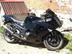 Kawasaki Ninja ZX-14, 2007