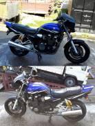 Yamaha XJR 1300, 2003