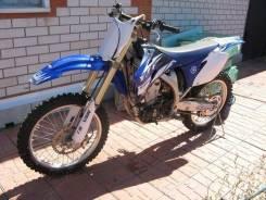 Yamaha YZF 450, 2008