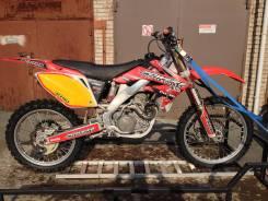 Honda CRF250R, 2004