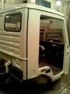 Ремонт и покраска кабин грузовых и автофургонов