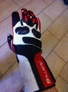 Перчатки Ballistik черно-красные