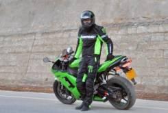 Комплект экипировки Kawasaki(штаны+куртка). Все размеры. Отправка
