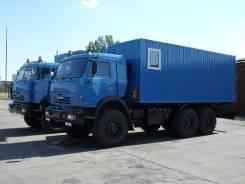 Камаз-5350, Для перевозки взрывчатых материалов