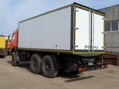 Камаз 5350 Автомобиль-Фургон изотермический