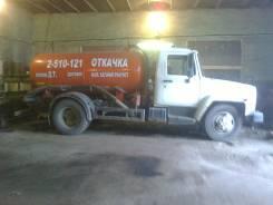 Продам ГАЗ 3309, бочка