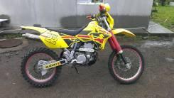 Suzuki DR-Z, 2002