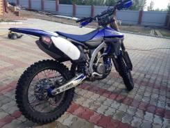 Yamaha YZF 450, 2011