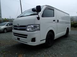 Toyota Hiace, 2010