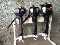 Лодочный мотор hangkai(ханкай)3.5 л/с 1 год гарантии в Омске