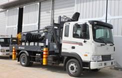Hyundai Mega Truck авто буровая Katus KA-045C Б/У год выпуска 2011