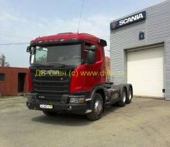 Scania G440CA6x4ESZ OffRoad, 2014