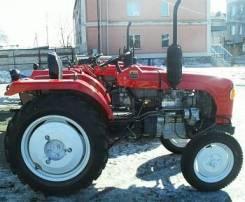 Weituo TY-300 (садовый трактор) с ВОМ, 2014