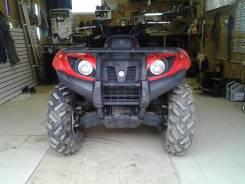 Yamaha Grizzly 450, 2008