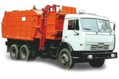 МКМ-4704 на шасси КамАЗ-65115 Мусоровоз Евро-3