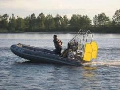 Продам аэролодку возможен обмен. 2013 год, длина 5,00м., двигатель подвесной, 100,00л.с., бензин. Под заказ